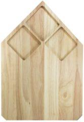 Bruine TAK Design Pau Snijplank - Hout - 40,5 x 28,5 cm