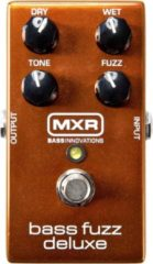 Bruine MXR M84 Bass Fuzz Deluxe bas distortion/fuzz/overdrive pedaal