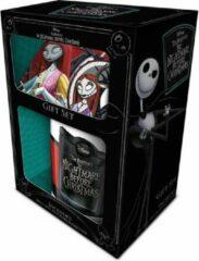 ABYSTYLE NBX - Jack & Sally - Gift Set - Mug, Coaster & Keychain