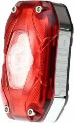 Moon Shield Rood Achterlicht - 300 Lumen - USB Oplaadbaar