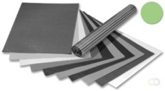 Folia transparant vliegerpapier pak van 25 vellen, lichtgroen