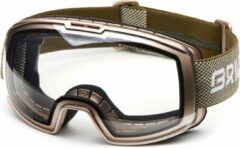 Briko Nyira 7.6 Photo Ski Goggles - Maat One size