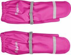 Playshoes Regenwanten Neon Junior Polyester Roze Maat 1