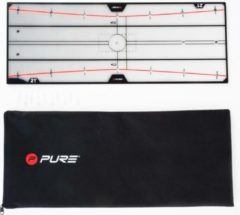Zwarte Pure2Improve Putting spiegel 21 Inch