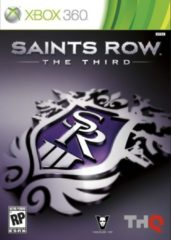 THQ Saints Row: The Third - Xbox 360 (Compatible met Xbox One)