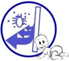 Witte Evolon Dekbedhoes Anti Allergisch 100x135