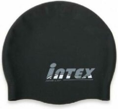 Intex badmuts zwart/wit.