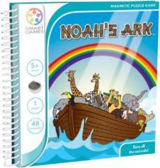 Smart Noah's Ark - Magnetisch reisspel met 48 opdrachten