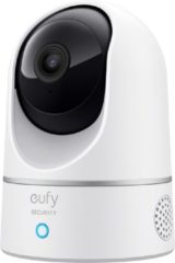 Witte Eufy by Anker 2K Indoor Camera - Pan & Tilt - Beveiligingscamera voor binnen