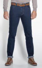 Blauwe Meyer Modern Dublin Tapered fit Jeans Maat EU52