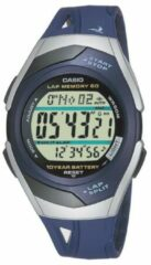 Casio Sporthorloge Digitaal Runners Watch blauw STR-300C-2VER
