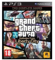 Rockstar Grand Theft Auto: Episodes From Liberty City - PS3