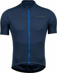 Marineblauwe Pearl Izumi Fietsshirt Tempo Heren Polyester Navy Maat Xl