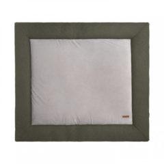 Groene Baby's Only boxkleed Classic 75x95 cm khaki