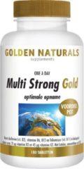 Golden Naturals Multi Strong Gold Tabletten 180st