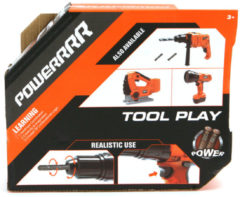 Basic Speelgoed Cayee Speelgoed gereedschap Elektrische Schroevendraaier