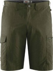 Groene Fjällräven Travellers MT Shorts M Laurel green