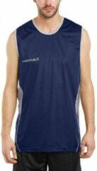 Kooga rugby sevens shirt Muscle Vest Blauw - L