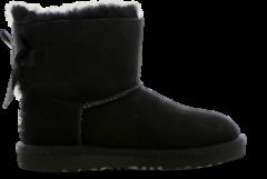Zwarte Laarzen Mini Bailey Bow II K by UGG