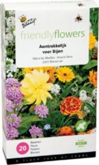 Blauwe Buzzy® Friendly Flowers Bijen Laag 15m²