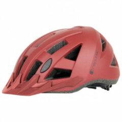 Republic - Bike Helmet R400 MTB - Fietshelm maat 54-58 cm, rood/roze
