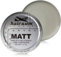 HAIRGUM MATT HAIR STYLING POMADE WAX