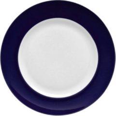 Blauwe THOMAS - Sunny Day Cobalt Blue - Gebakbordje 18cm