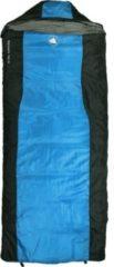 10-T Outdoor Equipment 10T Selawik 150 Camping Schlafsack bis -2°C Outdoor Deckenschlafsack 200x80 cm Hüttenschlafsack mit 1400g Trekking Reiseschlafsack für 2 - 3 Jahreszei