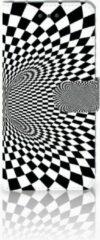 B2Ctelecom Book Case iPhone 6 Plus | 6s Plus Hoesje Design Illusie