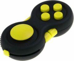 AWR Premium Fidget Joystick / Joypad   Fidget Toys TikTok   Friemelstick / Fidgetpad   Anti Stress Fidget - Geel