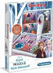 CLEMENTONI Quizzy - The Frozen 2 - Speaking Pen - Educatief spel