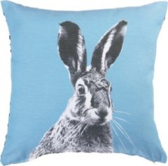 Blauwe KAAT Amsterdam KA Colored Hare Blue 43x43