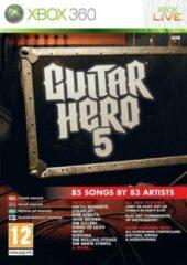 RedOctane Guitar Hero 5 Standalone Game /X360
