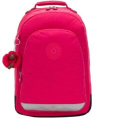 Kipling Class Room Rugzak true pink backpack