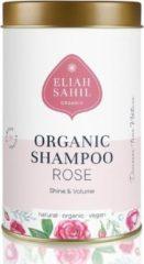 Shampoo Poeder Rozen Vegan BIO Eliah Sahil - Glans, meer volume en zacht haar