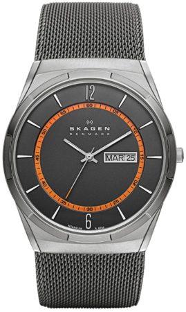 Afbeelding van Skagen Melbye SKW6007 Analoog Quartz horloge Herenhorloge