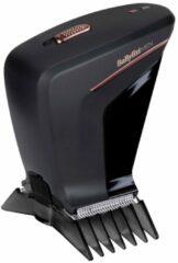 Zwarte BaBylissMEN Crewcut Tondeuse SC758E | 100% RVS | Dubbele messen | 4 opzetkammen | Lithium-ion batterij | Krachtige motor | 3 – 13 mm | 0,3 mm precisie | 75 minuten draadloos