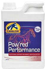 Cavalor Pow'Red Performance Prestatie 3 kg - Voedingssupplement - 2 l
