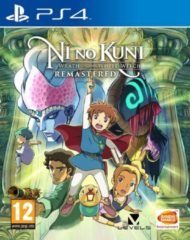 Bandai Namco Ni no Kuni: Wrath of the White Witch Remastered - PS4