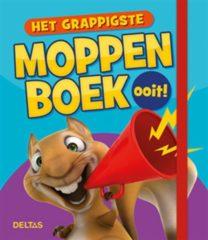 Het grappigste moppenboek ooit! - Boek Deltas Centrale uitgeverij (9044750224)