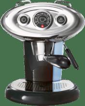 Zwarte Illy Francis Francis X7.1 - Iperespresso Espressomachine - Zwart