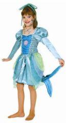 Groene Fun & Feest Party Gadgets Groen zeemeermin kostuum voor meisjes 128 (8 jaar)