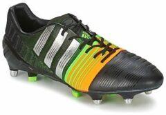 Zwarte Voetbalschoenen adidas NITROCHARGE 1.0 SG