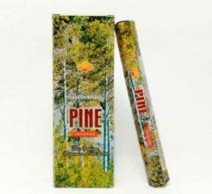 Sac wierook pino/pine (dennenboom) doosje met 20 stuks