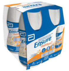Abbott Ensure NutriVigor Vaniglia Integratore Alimentare 4x220ml