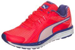 Speed 500 Ignite Laufschuh Damen Puma red blast / royal blue / white