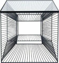 Transparante Kare Design Kare Salontafel Dimension 45cm