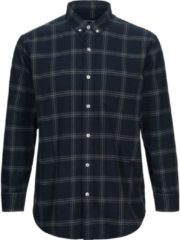 Blauwe Peak Performance - Steve Flannel Shirt - Heren - maat S