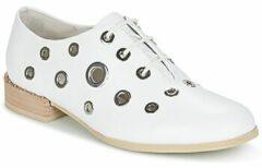 Witte Nette schoenen Café Noir IVET