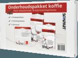 Scanpart onderhoudspakket koffie Reinigingstablet